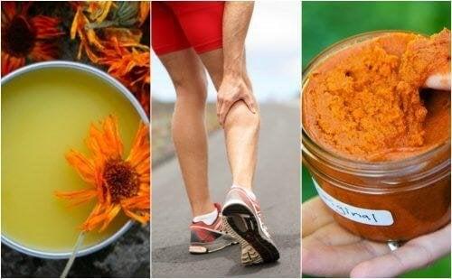 3 Salben gegen schmerzende Muskeln