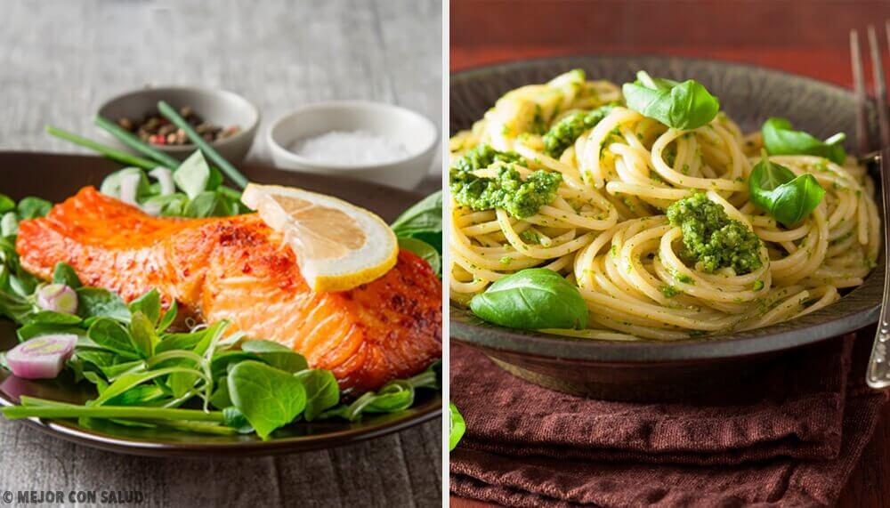 3 gesunde Ideen für ein schnelles Abendessen