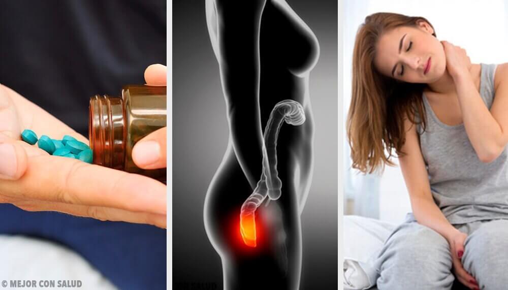4 Dinge, die du bei Kolitis vermeiden solltest