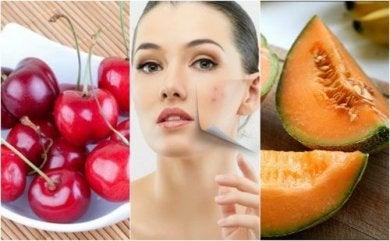 6 Lebensmittel für gesunde Haut