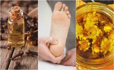 6 natürliche Heilmittel gegen Schmerzen an der Ferse