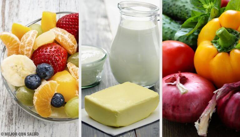 7 ungesunde Lebensmittelkombinationen
