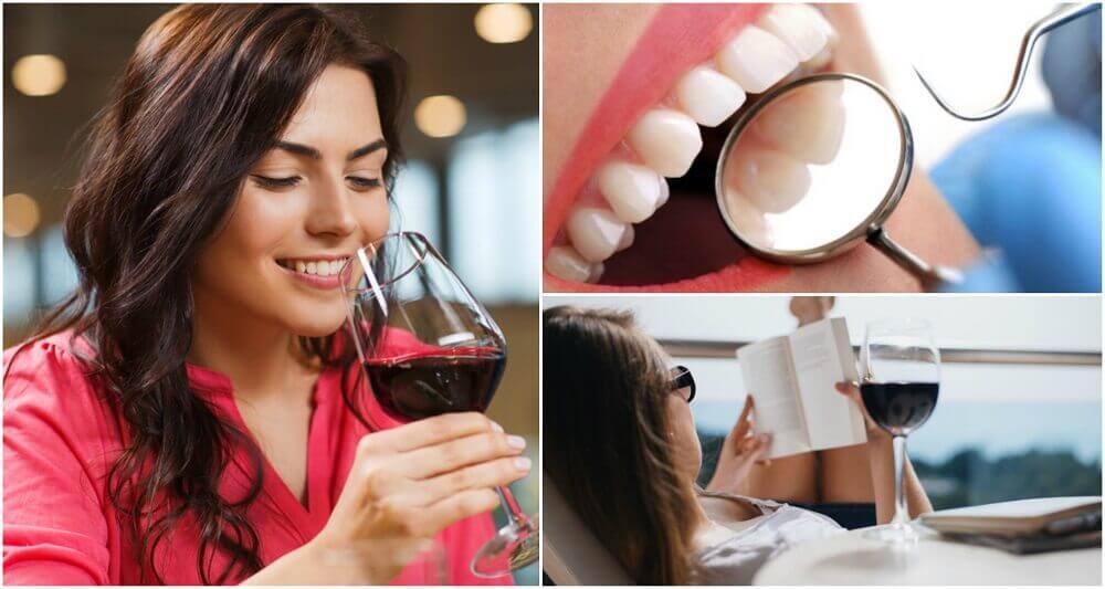 8 Gründe warum Rotwein in Maßen gut für dich ist