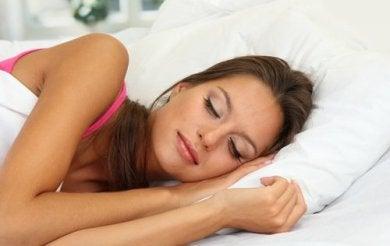 Akne loswerden - Schlaf