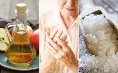 Lindere die Symptome von Arthritis mit diesen Heilmitteln.