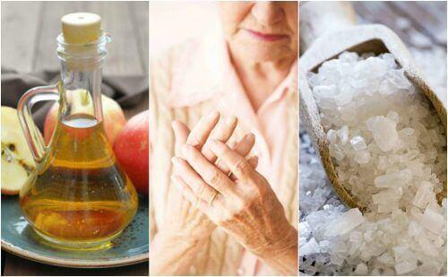 6 Naturmittel gegen Arthritis in den Händen