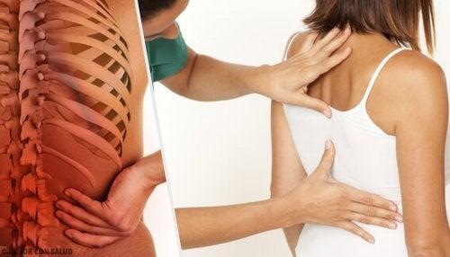 Auswirkungen von Stress auf die Wirbelsäule