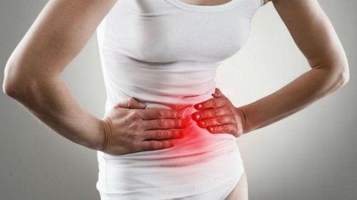 Gastritis mit Hausmitteln lindern