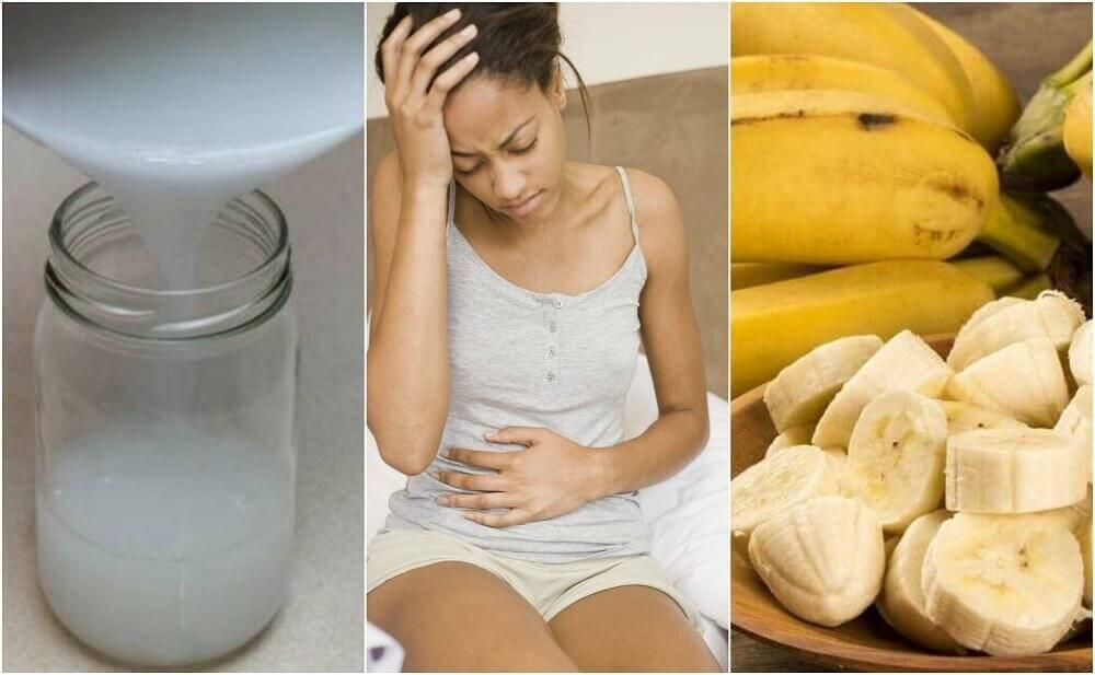Gastritis mit Hausmitteln kontrollieren