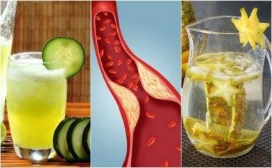 Senke mit diesen 5 Heilmitteln deinen Cholesterinspiegel.