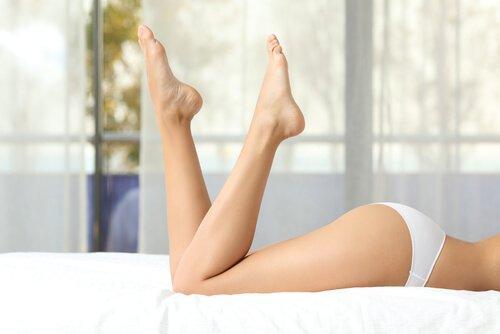 Einfache Fitnessübungen für die Beine