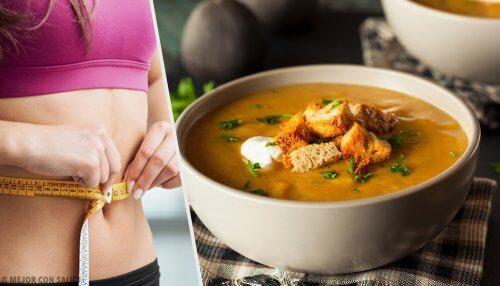 Fatburner-Suppe zum Abnehmen