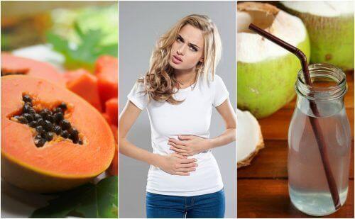 7 Obstsorten gegen Gastritis