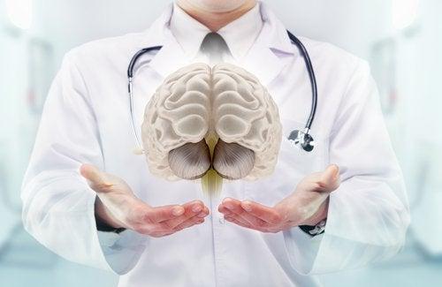 Arzt erklärt Gehirnschlag