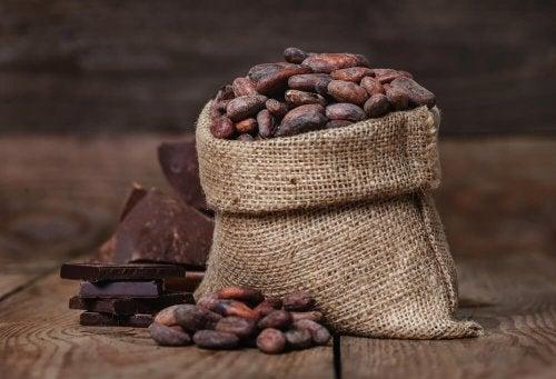 Kakao für gute Laune