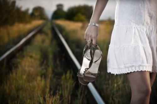 Folge deinem Weg im Leben ohne Kontrolle von anderen