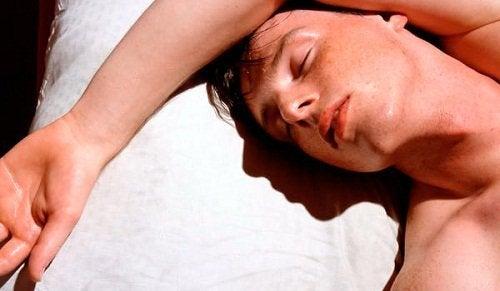 Wissenswertes über Fibromyalogie: Nächtliches Schwitzen