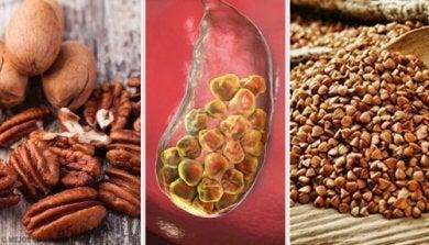 Nahrungsmittel, die bei Gallensteinen helfen