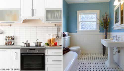 Natürlicher Duft in Küche und Bad