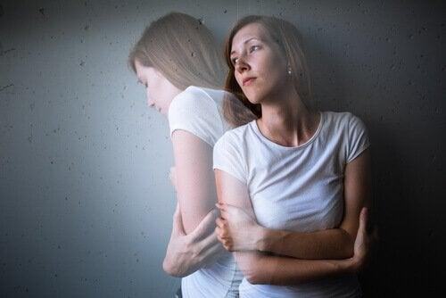 Angstzustände können als Symptom von Stress auftreten.