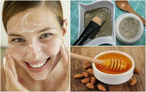 Poren verkleinern mit diesen 5 natürlichen Behandlungen
