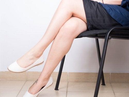 Vorsorge gegen Krampfadern durch richtige Sitzhaltung