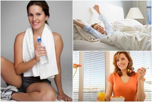 5 tägliche Gewohnheiten, um Energie zu tanken