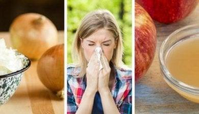 Bei Allergien können diese natürliche Antihistaminika helfen.