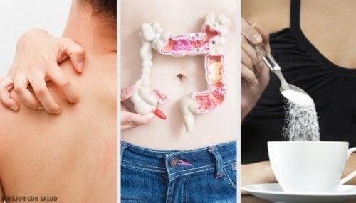 6 Anzeichen für eine Darmkrankheit