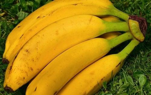 Bananen, die glücklich machen