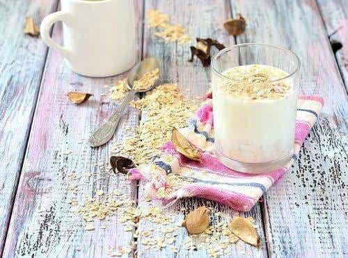 Die gesundheitlichen Vorteile von Hafermilch