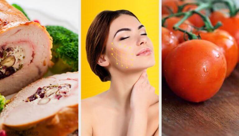 Diese 4 Nahrungsmittel fördern die Kollagenbildung