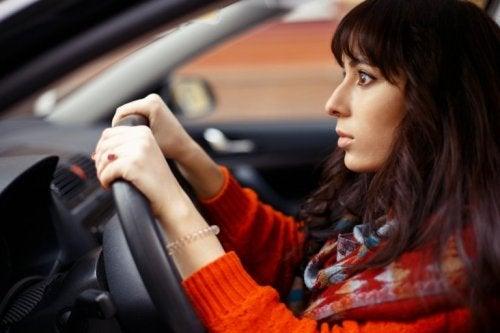 Warum habe ich Angst vorm Autofahren?