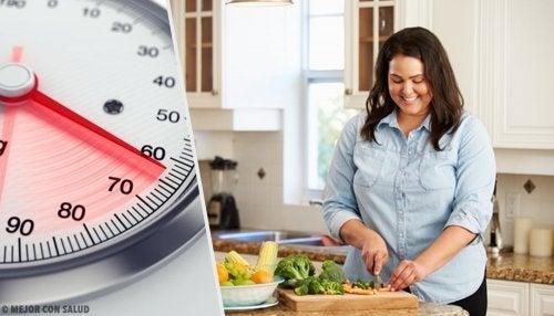 Alltagstipps zur Reduzierung des Körpergewichts: gesunde Ernährung