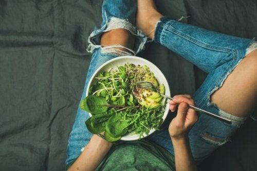 Salat gegen Eisenmangelanämie