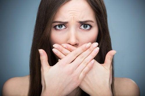 Heilwirkung gegen Mundgeruch