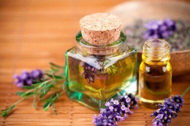 natürlicher Raumduft mit Lavendel