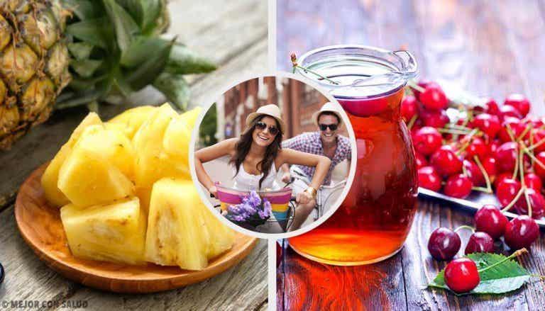 10 Lebensmittel, die glücklich machen