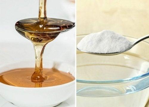 Vorzüge von Natron und Honig