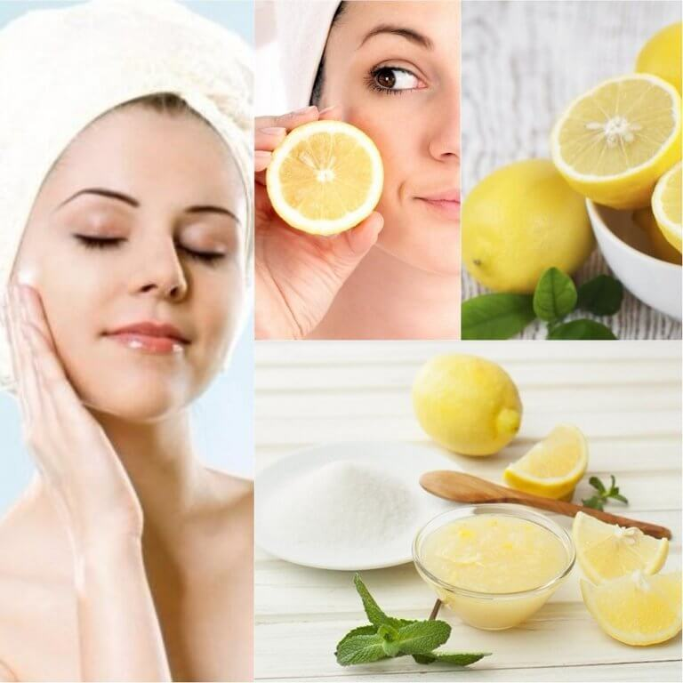 Schöne Haut mit Zitrone! 6 Tipps