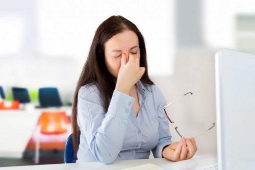 Symptome von Diabetes: Müdigkeit