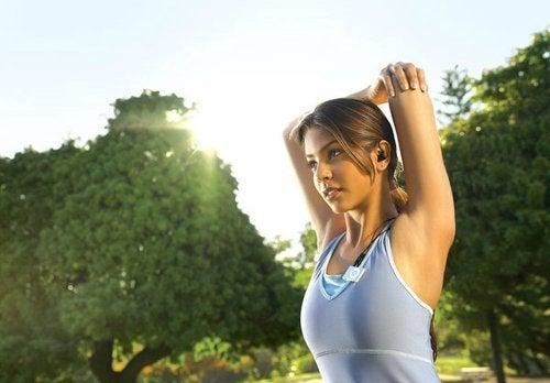 Sport in der Vorsorge gegen Brustkrebs