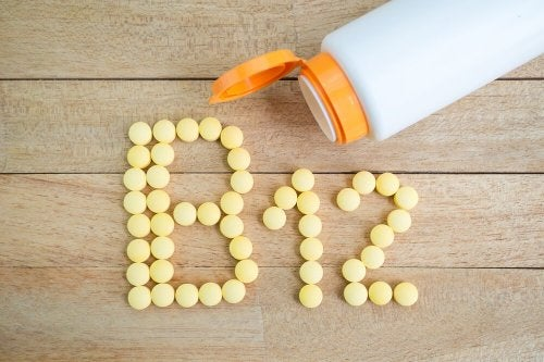 Vitamin B12 wenn wir in den frühen Morgenstunden aufwachen