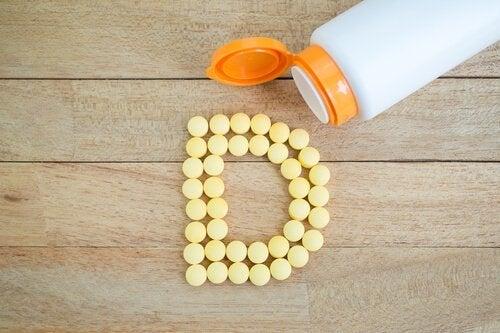 Vitamin D für ein gesundes Haarwachstum