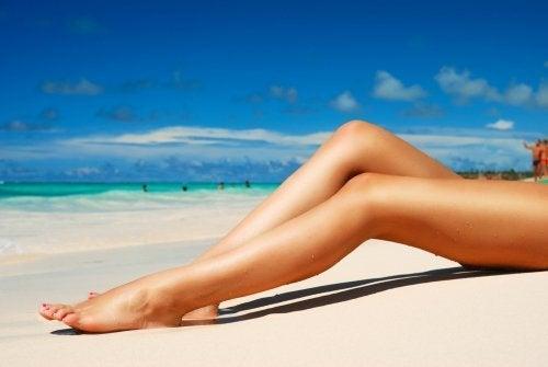 Vorsorge gegen Krampfadern für schöne Beine