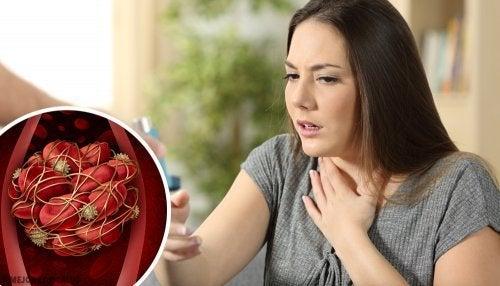Blutgerinnsel: 8 Warnsignale