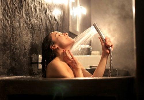 Wassertherapie gegen Eisenmangelanämie