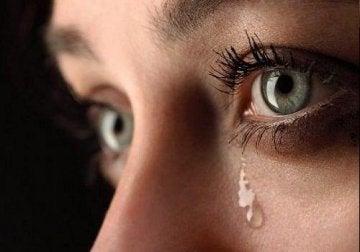 Tränen - Weinen gut