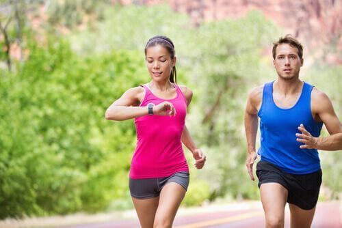 Vorteile - tägliches Laufen