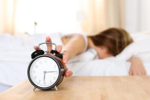 langsamer Stoffwechsel durch zu wenig Schlaf